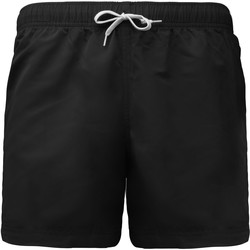 tekstylia Męskie Szorty i Bermudy Proact Short de bain court noir