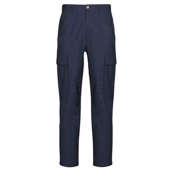 tekstylia Męskie Spodnie bojówki Aigle BESTICOL Marine