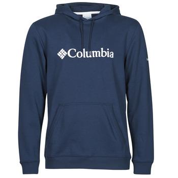 tekstylia Męskie Bluzy Columbia CSC BASIC LOGO HOODIE Niebieski