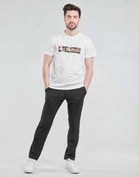 tekstylia Męskie Spodnie bojówki Columbia TECH TRAIL HIKER PANT Czarny