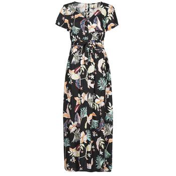 tekstylia Damskie Sukienki długie Roxy A NIGHT TO REMEMBER Czarny