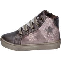 Buty Dziewczynka Trampki Asso sneakers pelle sintetica glitter Altri