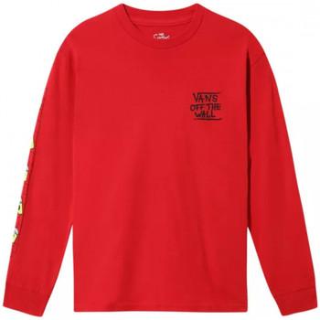 tekstylia Dziecko T-shirty z długim rękawem Vans x the simpso Wielokolorowy