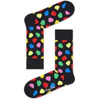 Dodatki Męskie Skarpety Happy Socks Apple sock Wielokolorowy
