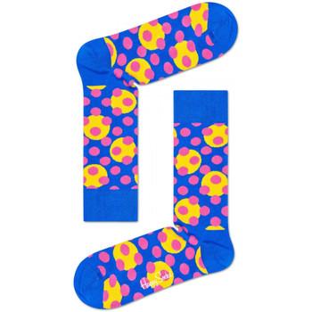Dodatki Damskie Skarpety Happy Socks Dots dots dots sock Wielokolorowy
