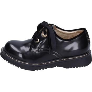 Buty Dziewczynka Derby & Richelieu Enrico Coveri Klasyczny BK253 Czarny