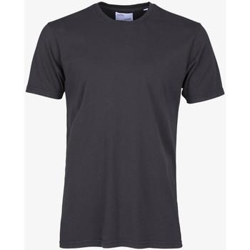 tekstylia Męskie T-shirty z krótkim rękawem Colorful Standard CLASSIC ORGANIC TEE lava-grey-grigio