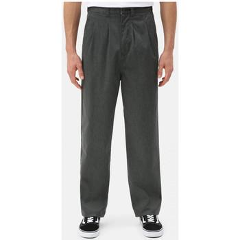 tekstylia Męskie Spodnie Dickies Clarkston Zielony