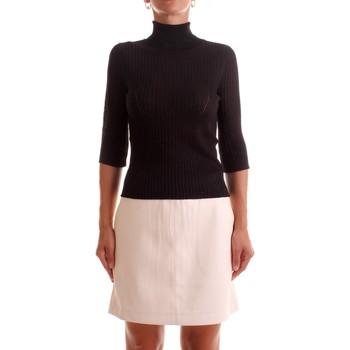 tekstylia Damskie Swetry Relish CRAIG Czarny