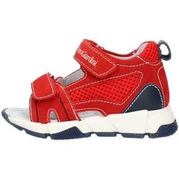 Buty Chłopiec Sandały Nero Giardini E023880M Czerwony