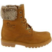Buty Damskie Śniegowce Panama Jack  Beige