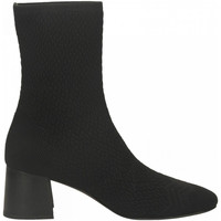 Buty Damskie Botki What For PORTA ANKLE BOOT 60 black