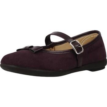 Buty Dziewczynka Derby & Richelieu Vulladi 8402 678 Brązowy