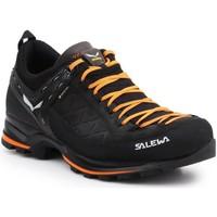 Buty Męskie Fitness / Training Salewa Buty trekkingowe  MS MTN Trainer 2 GTX 61356-0933 czarny, pomarańczowy