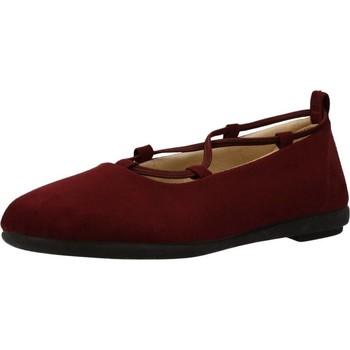 Buty Dziewczynka Derby & Richelieu Vulladi 6411 678 Czerwony