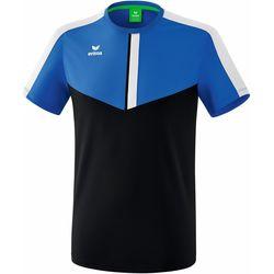tekstylia Męskie T-shirty z krótkim rękawem Erima T-shirt  Squad bleu royal/bleu marine