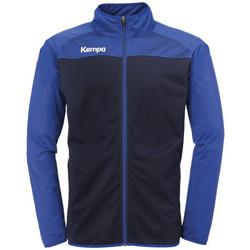 tekstylia Chłopiec Bluzy dresowe Kempa Veste  Prime Poly bleu marine/bleu royal