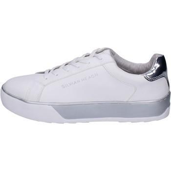Buty Dziewczynka Trampki Silvian Heach BK491 Biały