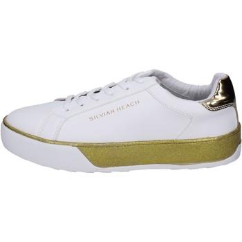Buty Dziewczynka Trampki Silvian Heach BK492 Biały