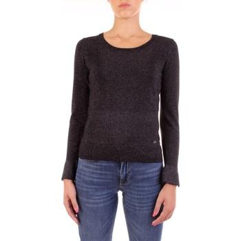 tekstylia Damskie Swetry Yes Zee M028-IG00 Czarny