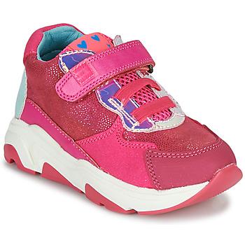 Buty Dziewczynka Trampki wysokie Agatha Ruiz de la Prada BRAZIL Różowy