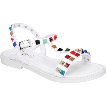 Buty Dziewczynka Sandały Joli Sandały BK530 Biały