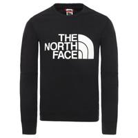 tekstylia Chłopiec Bluzy The North Face DREW PEAK LIGHT CREW Czarny