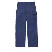tekstylia Dziewczynka Spodnie z pięcioma kieszeniami Columbia SILVER RIDGE IV CONVTIBLE PANT Marine