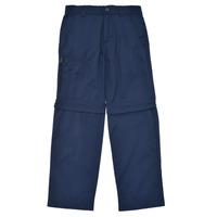 tekstylia Chłopiec Spodnie z pięcioma kieszeniami Columbia SILVER RIDGE IV CONVERTIBLE PANT Marine