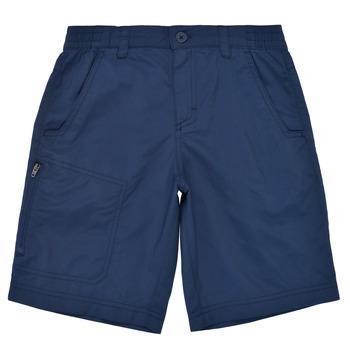 tekstylia Chłopiec Szorty i Bermudy Columbia SILVER RIDGE SHORT Marine