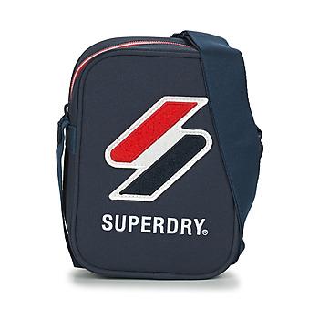 Torby Torby / Saszetki Superdry SPORTSTYLE SIDE BAG Marine