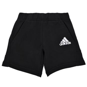tekstylia Chłopiec Szorty i Bermudy adidas Performance B BOS SHORT Czarny