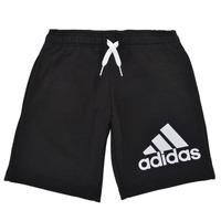 tekstylia Chłopiec Szorty i Bermudy adidas Performance B BL SHO Czarny