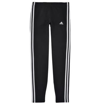 tekstylia Dziewczynka Legginsy adidas Performance G 3S LEG Czarny