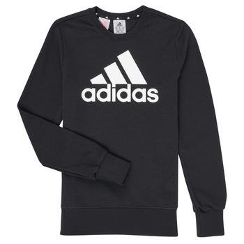 tekstylia Dziewczynka Bluzy adidas Performance G BL SWT Czarny
