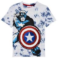 tekstylia Chłopiec T-shirty z krótkim rękawem Desigual 21SBTK09-5036 Wielokolorowy