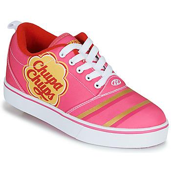 Buty Dziewczynka Buty na kółkach Heelys CHUPA CHUPS PRO 20 Różowy / Biały