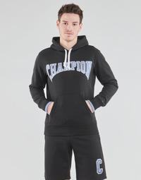 tekstylia Męskie Bluzy Champion 215747 Czarny / Niebieski