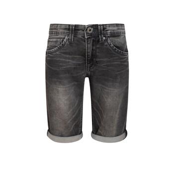 tekstylia Chłopiec Szorty i Bermudy Pepe jeans CASHED SHORT Szary