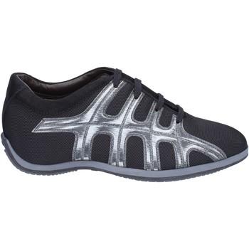 Buty Damskie Trampki Hogan Sneakers Tessuto Nero
