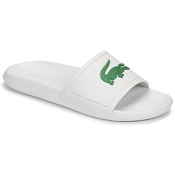 Buty Męskie klapki Lacoste CROCO SLIDE 119 1 CMA Biały / Zielony