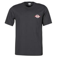 tekstylia Męskie T-shirty z krótkim rękawem Dickies RUSTON Czarny