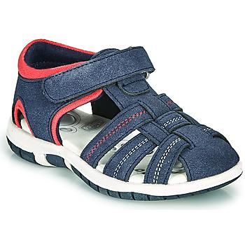 Buty Chłopiec Sandały Chicco FAUSTO Marine