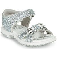 Buty Dziewczynka Sandały Chicco FABIANA Srebrny