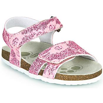 Buty Dziewczynka Sandały Chicco FIORE Różowy