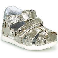Buty Dziewczynka Sandały Chicco GORY Złoty