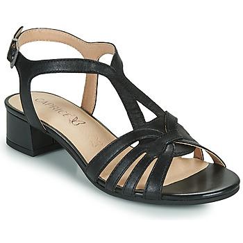 Buty Damskie Sandały Caprice 28201-022 Czarny