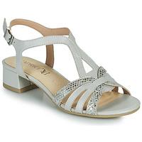 Buty Damskie Sandały Caprice 28201-233 Beżowy