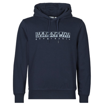 tekstylia Męskie Bluzy Napapijri BALLAR Marine