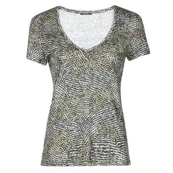 tekstylia Damskie T-shirty z krótkim rękawem One Step MILLET Kaki